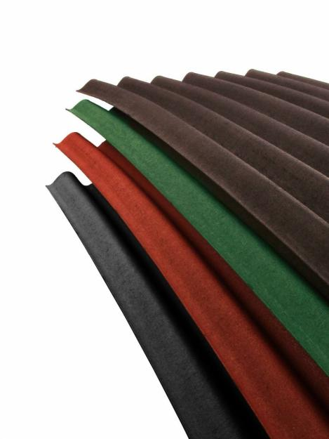 onduline sheets for stable & field shelter roofs