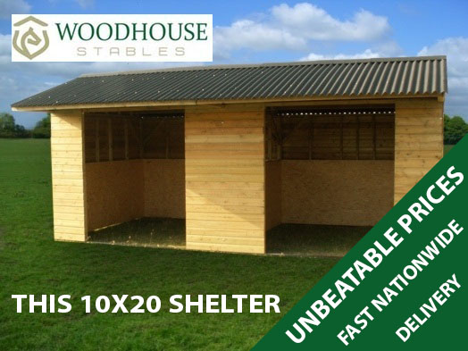 double mobile field shelter - offer - green-field