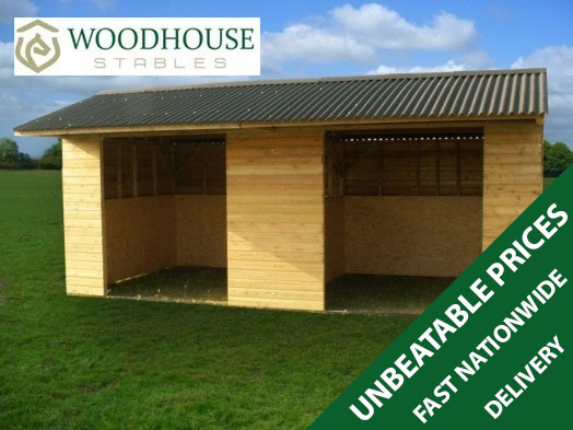 Mobile Field Shelters From Woodhouse Stables