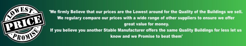 Mobile Stables & Mobile Field Shelters - lowest price promise-150x800-banner