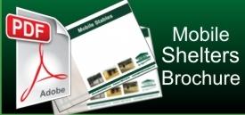 mobile shelters brochure logo