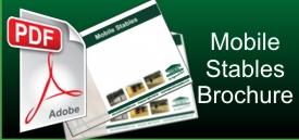 mobile stable brochure logo